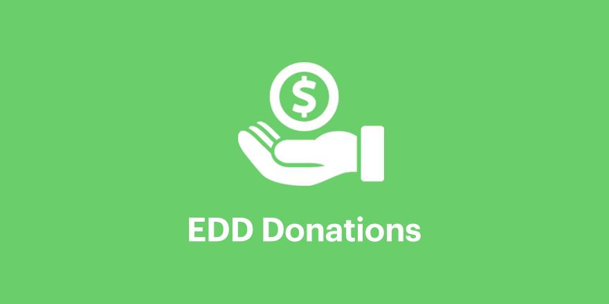 Donations for EDD - WordPress Donation Plugin